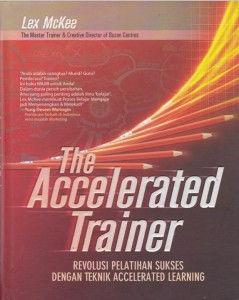 The Accelerated Triner Depan